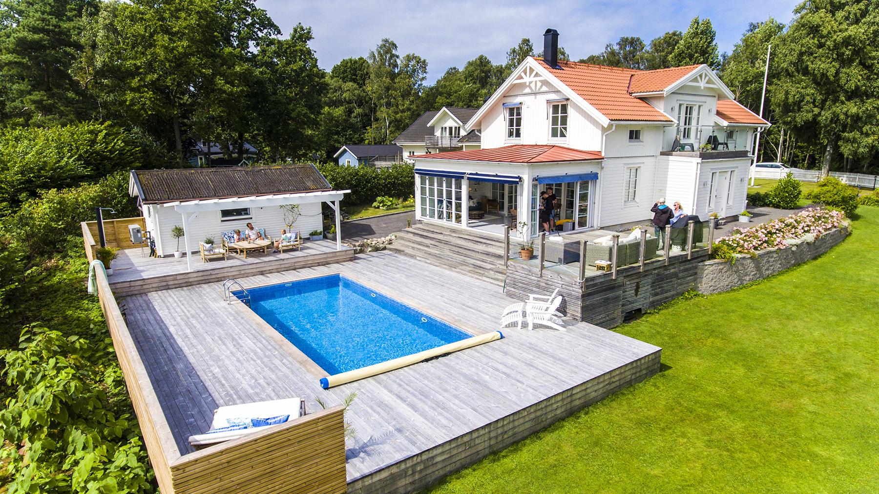 liten pool altan