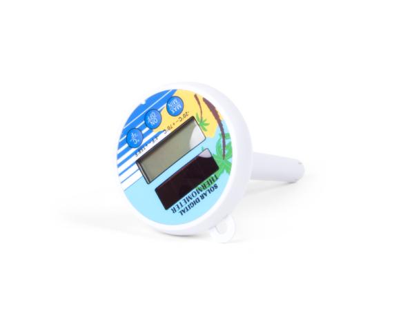 Termometer digital solar digital termometer solcellsdriven pooltermometer