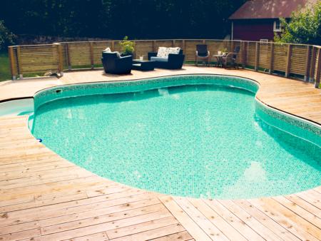 Miami Pool Lagoon Pool