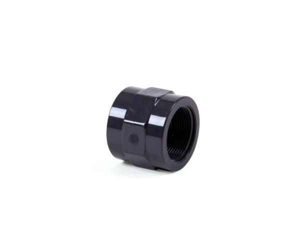 Muff PVC 50 mm