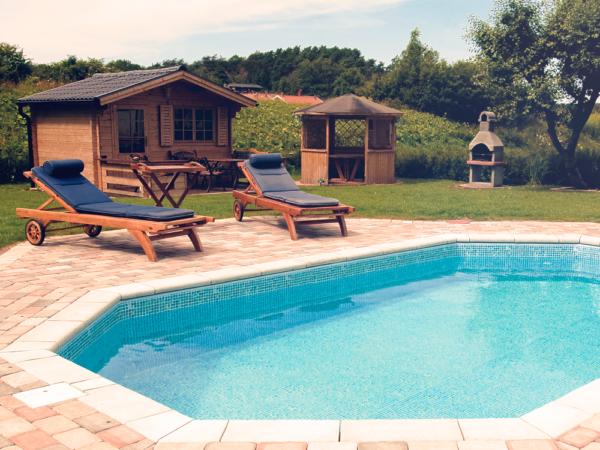 Miami Pool Octagon Pool