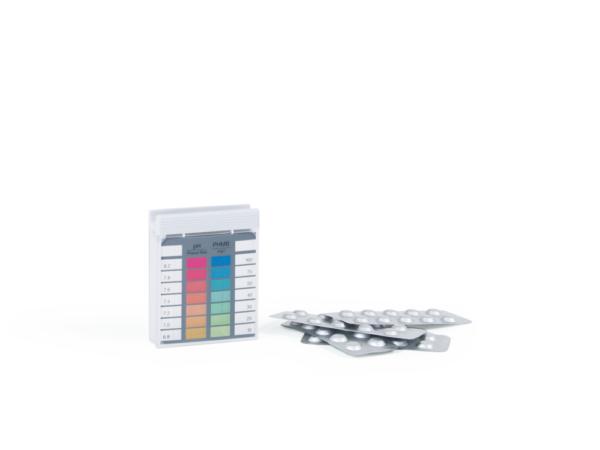 Baquacil Testset PHMB & pH