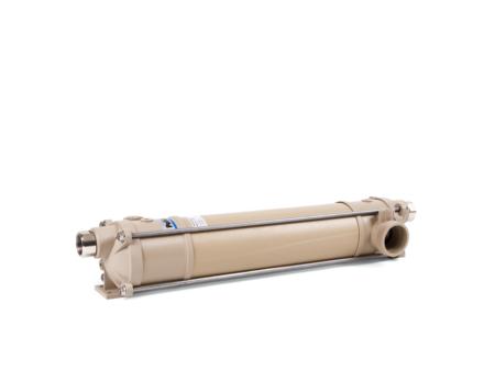Värmeväxlare Hi-Flow 40 kW titan