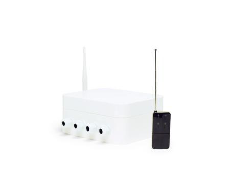 Transformator Belysning WiFi & Fjärrstyrd LED max 360 watt