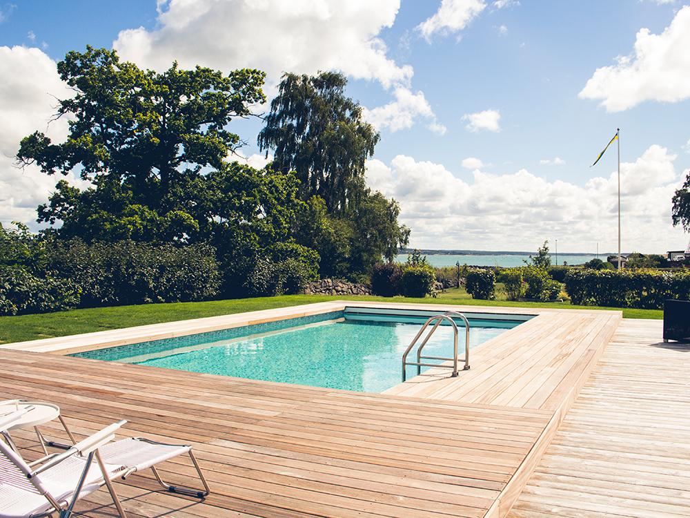liten pool