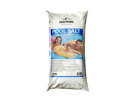 Salt för klormaskin 25 kg poolsalt saltgenerator pool salt