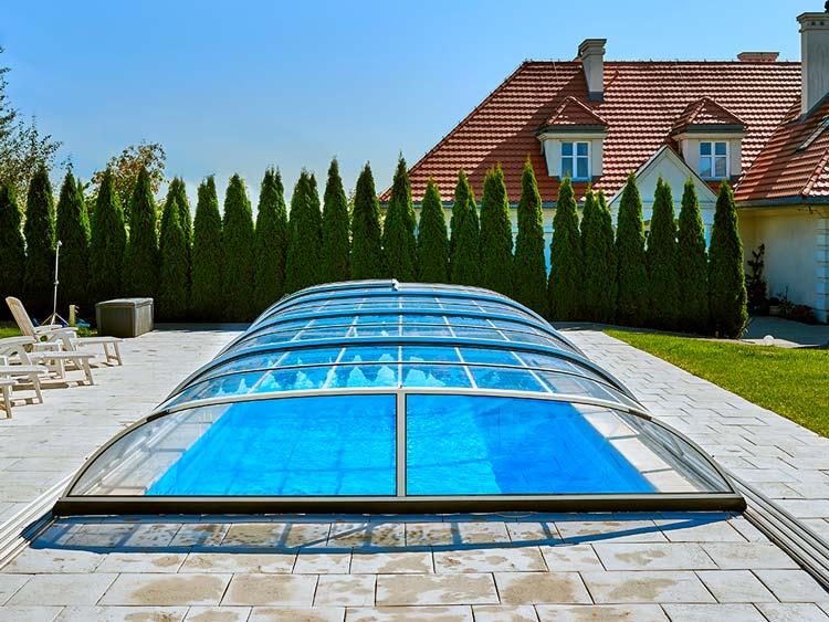 liten pool stor pool