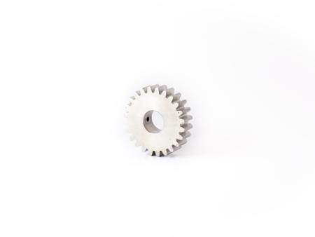 Kugghjul aluminium stora för upprullning med utväxling.